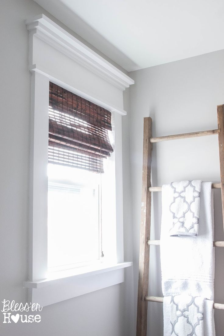 1000 ideas about bamboo roman shades on pinterest roman for Farmhouse style windows
