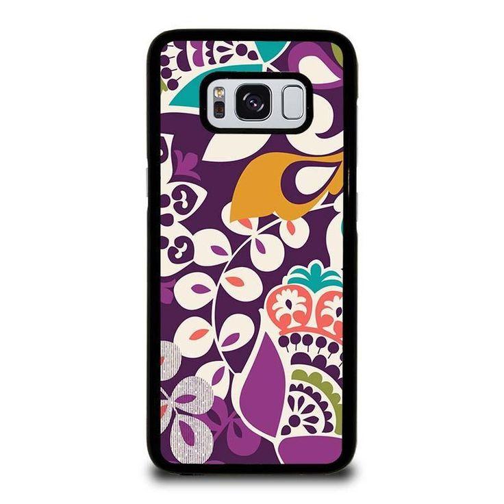 VERA BRADLEY 3 Samsung Galaxy S3 S4 S5 S6 S6 Egde S6 Edge Plus S7 S7 Edge S8 S8 Plus Note 3 4 5 8