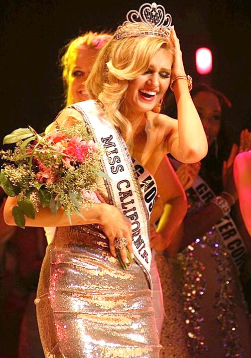 Miss California USA 2013 and Miss California Teen USA 2013