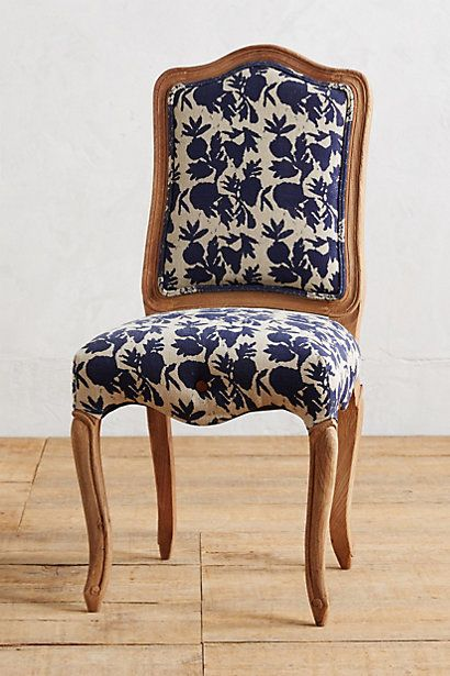 Linen Beatrix Dining Chair Anthropologie Linens And
