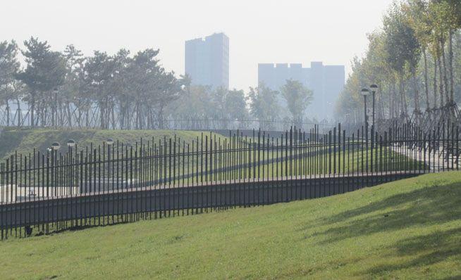 LOOS van VLIET - Central Park Hunnan Axis, Shenyang