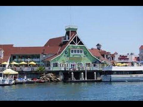 Beautiful Shoreline Village, Long Beach, California (USA)