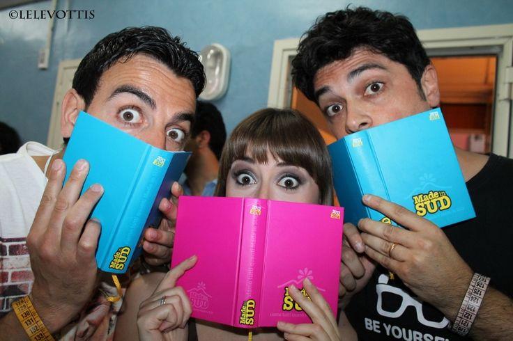 l'agenda di format da teatro e tv, Made in Sud #madeinsud #agenda #diarioscolastico