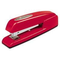 Owners of the Swingline® iconic, legendary red stapler lets you staple with pride and confidence. The metal red Swingline stapler is durable, noticeable and efficient. It has earned the title of America's #1 desktop stapler because it provides outstanding stapling performance time after time. http://www.acco.com/swingline/productdetail.aspx?sku=S7074736E&cat=1003