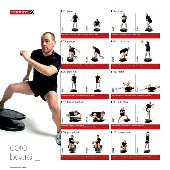 Balance Board Exercises Beginners: 24 Best Goals And Dreams Images On Pinterest