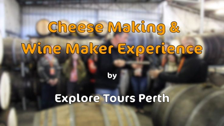 Cheese Making and Wine Maker Experience - Swan Valley, Perth, Western Australia