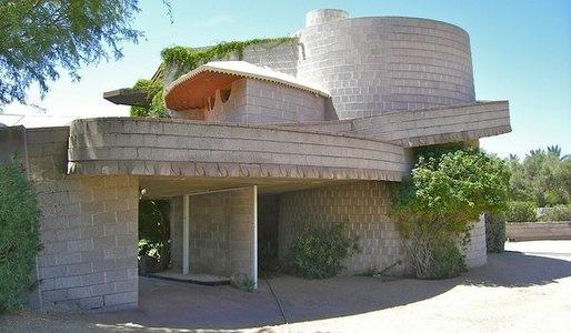 Frank Lloyd Wright's David House