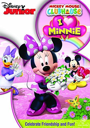 From 0.64 Mickey Mouse Clubhouse: I Heart Minnie [dvd]