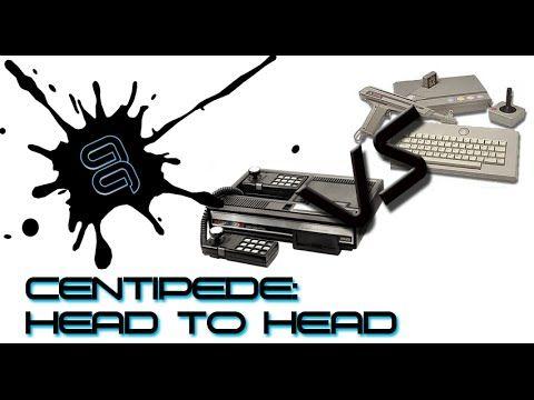 GG BYTESIZED: Centipede Head to Head