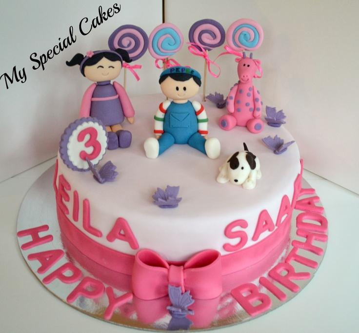 Pepee Cake