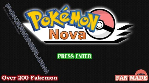 http://www.pokemoner.com/2017/07/pokemon-nova.html Pokemon Nova  Name: Pokemon Nova [Pc Game] Create by: Charizardthree Description: The player moves to a new region known as the Mahalo Region. Upon arival the player meets of the lab assistants who invites you to the lab. As from there on out the game starts up and the player must travel across the region catching and training Pokemon. Testing their battling skills against the 8 Gym Leaders of the region to one day challenge the Mahalo Elite…