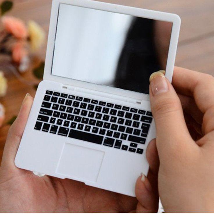 Mini Pocket MacBook Air Makeup Mirror