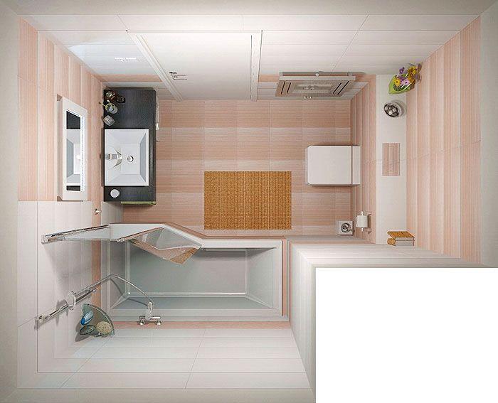 Paneláková koupelna V - s vanou VERSYS