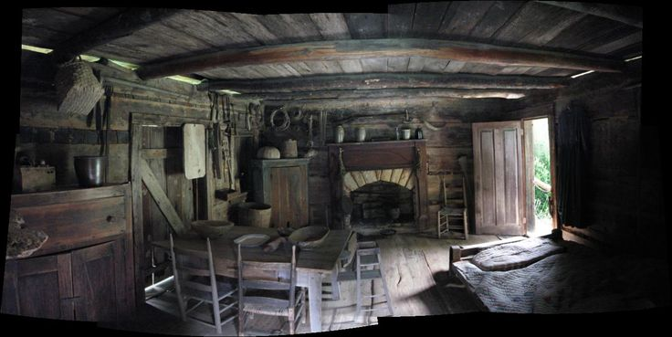 one room cabin interiors - Google Search