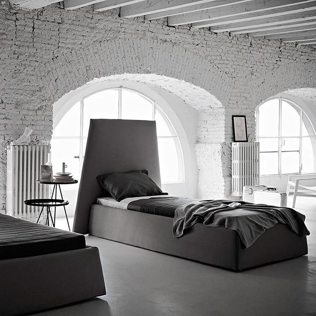 The most luxurious textiles and furniture from Ivano Redaelli.  #ivanoredaelli #twiggybed #bed