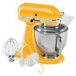 KitchenAid Artisan Mixer 5KSM150YP Yellow Pepper 220 VOLTS ONLY >>> Check out this great article. #HouseholdMixers