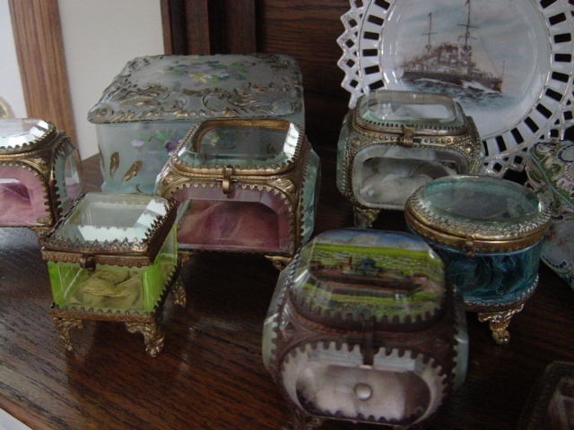 Antique Hunter: Antique Victorian Jewellry Boxes