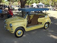 Fiat 600 beats a stupid prius, any day.