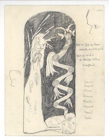 watari-um, exhibition, ルドルフ・シュタイナー、rudolf Steiner