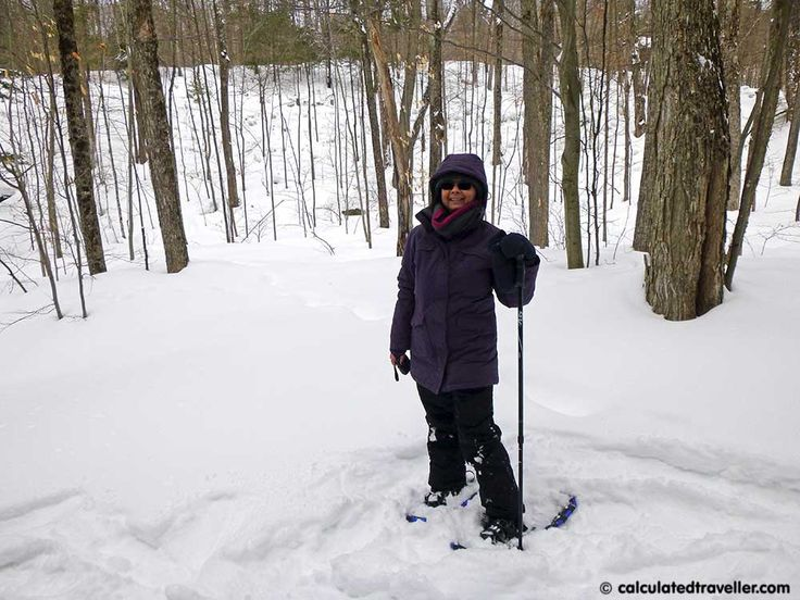 Snowshoeing Lessons Learned at Minden Wild Water Preserve - Calculated Traveller