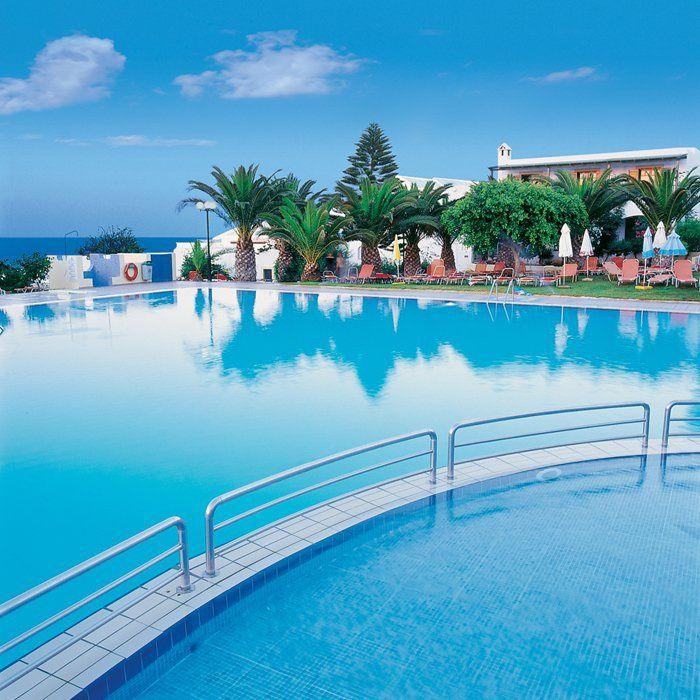 Hotel Chrissi Amoudia, dovolena a zájazdy do hotela Kréta - INVIA.SK