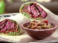 Carne Asada Burrito Recipe : Jeff Mauro : Food Network