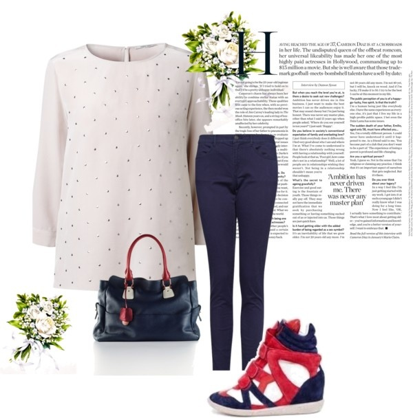 """""""Tomy Hilfiger Bag 3"""" by tat5t ❤ liked on Polyvore"""