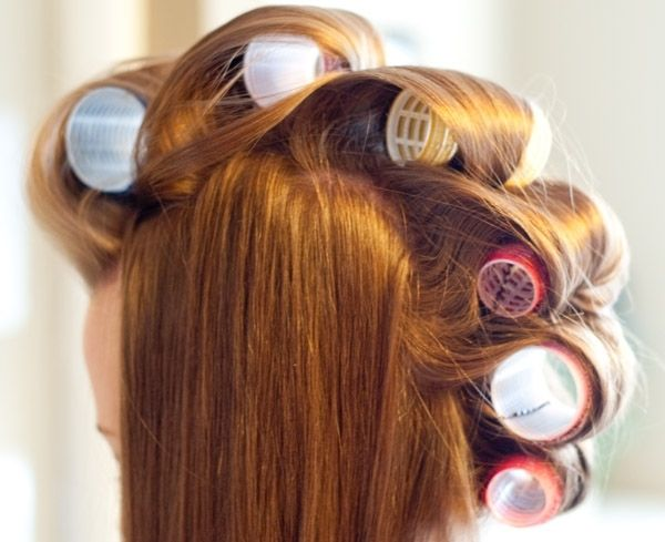 6. Velcro Rollers - 7 Awesome Ways to Curl Your Hair ... → Hair