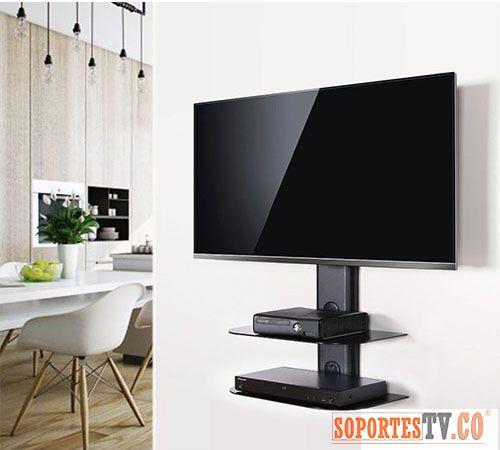 Si has pensado en aprovechar mejor el espacio de oficina, habitación o sala de tv, la mejor opción es instalar tu televisorde pantalla plana en la pared, para los que b…