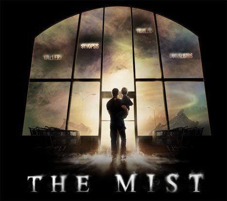 The Mist le roman de Stephen King bientôt en série