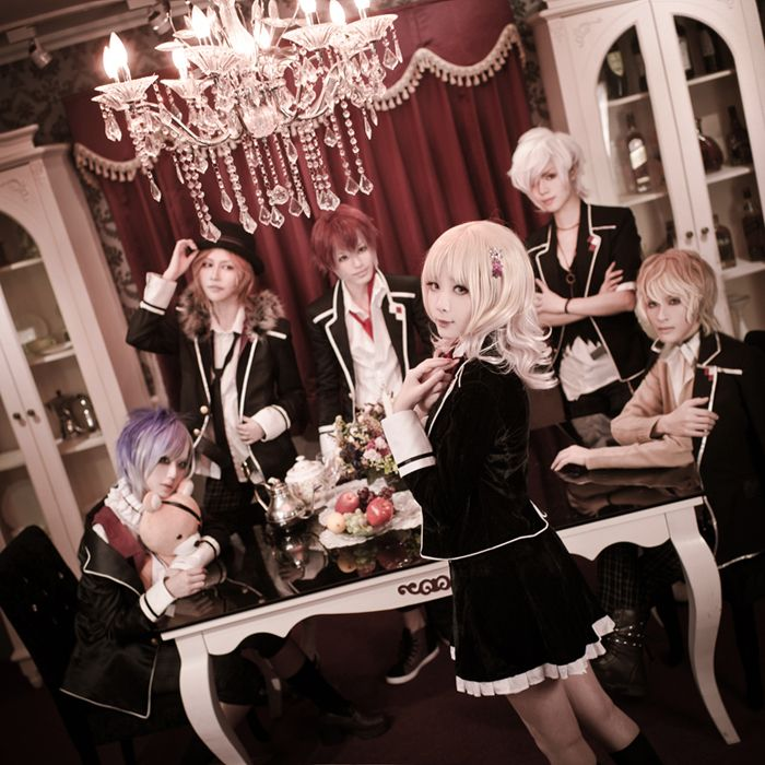 Diabolik Lovers - Ayato Sakamaki | DeKi - WorldCosplay