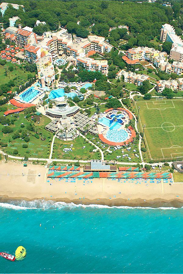 Limak Arcadia Golf & Sport Resort Hotel - Belek, Antalya Otelleri