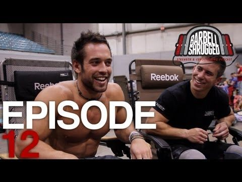 Rich Froning & Dan Bailey, CrossFit Games Central East Regionals, Michelle Kinney - EPISODE 12