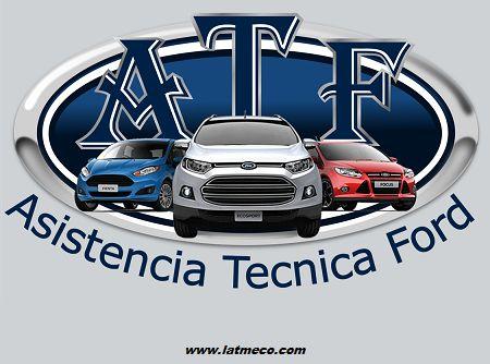 Servicio tecnico para autos y camionetas Ford en Colombia - Taller Automotriz Ford ATF Asistencia Tecnica Ford servicio técnico para autos y camionetas Ford