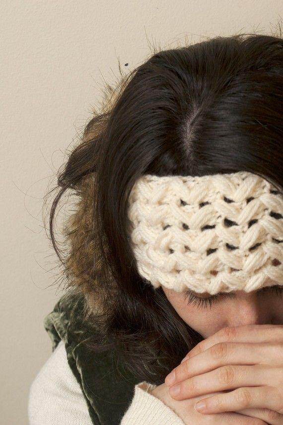 158 besten Crochet Headbands Bilder auf Pinterest | Häkelstirnbänder ...