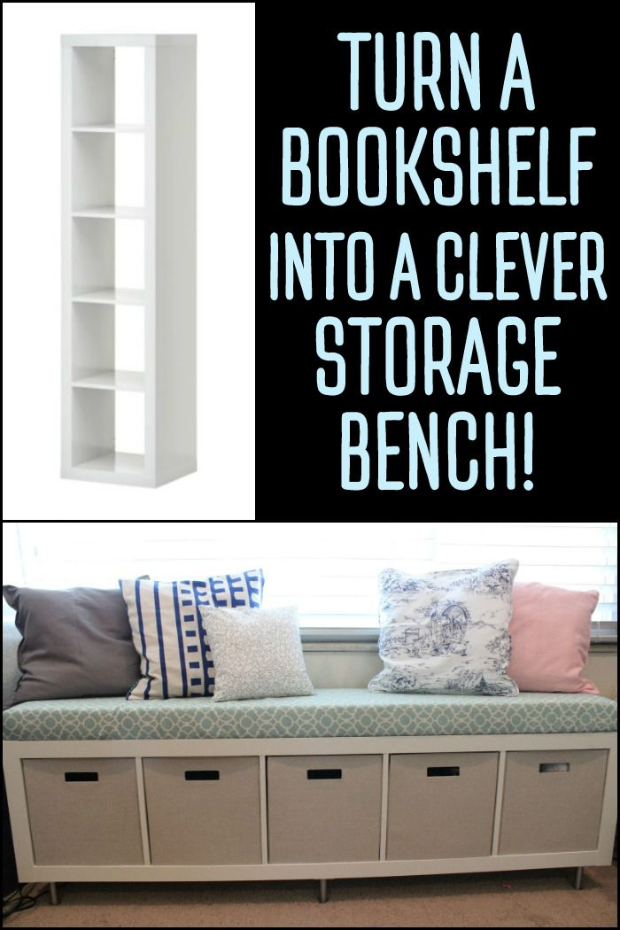 Wonderful Do You Need A Storage Bench? Then Make One The Easy Way By Repurposing A