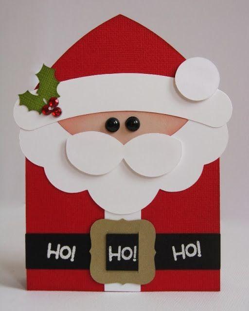 Clica la imagen para encontrar ideas para felicitar la Navidad. Hazle una sorpresa a tu familia con ideas como ésta. Nos ha fascinado. ¡Es muy original! Para más pins como éste visita nuestro board. ¡Ah! > No te olvides de guardarlo en tu tablero! #navidad #postales #tarjetas #felicitaciones