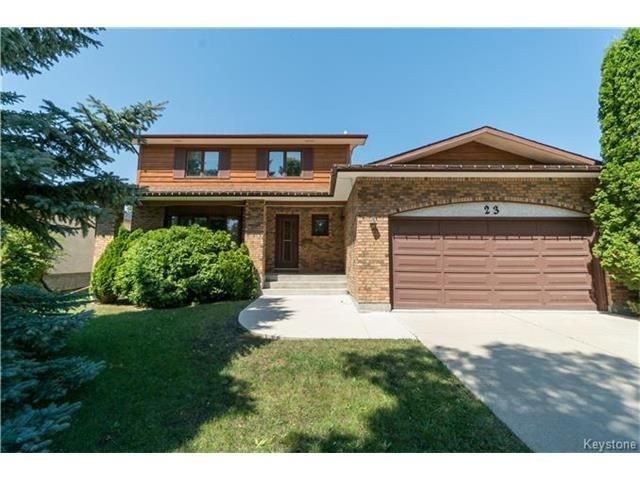 23 Hazel Park Drive - Homes for sale in Winnipeg  $419,900 - 4 Bedrooms, 3 Bathrooms, Residential in Winnipeg  If you need more information, please contact us  Contact Details Name : Cliff and Scott King email-id : scottcpking@msn.com Phone-no : (204) 987-9808  For More Listings : https://kingssellingcastles.com/search-listings-in-winnipeg/  #houses #winnipeg #remax #homes #houses #winnipegagents #housesforsale #realestate #realestate #winnipegrealestate