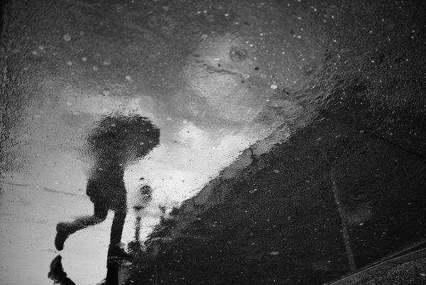 Rainy Day IX by iDie (print image)