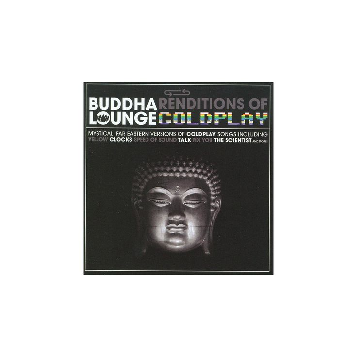 Various - Buddha lounge renditions of coldplay (CD)