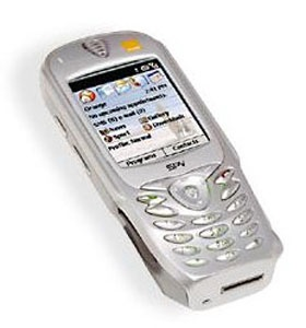 Orange SPV 2002. The first HTC smartphone. Developed by Microsoft with Orange and HTC