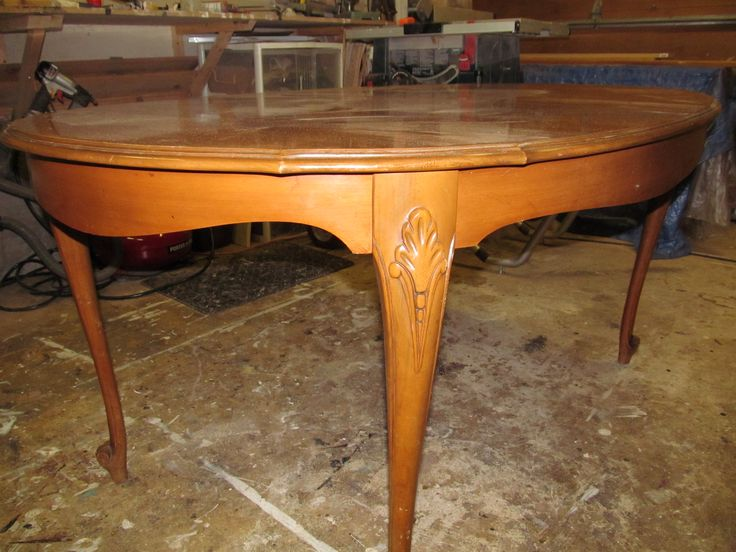 Ideas for repurposing an antique dinner table - Google Search