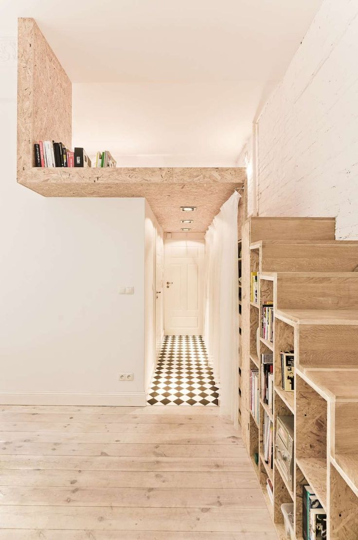 See The Stunning 300-Square-Foot Micro-Apartment This Architect Built For Herself - Architizer