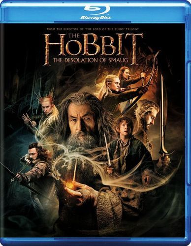 The Hobbit: The Desolation of Smaug [3 Discs] [Blu-ray/DVD] [2013]