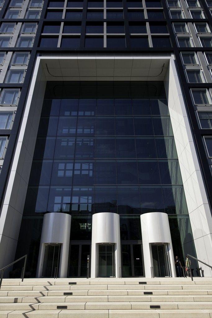 Deutsche Börse Cube