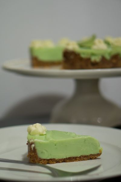 O-M-G. This key lime pie is amazing. It is full of lime flavour combined with the texture of the biscuit base and dollops of whipped cream to break up the tart of the filling. It is so easy to make and too good to resist. Enjoy x x
