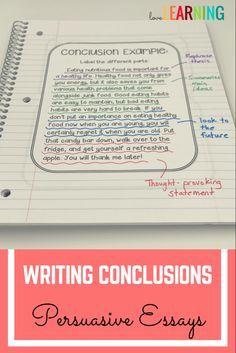 best persuasive essays ideas persuasive writing writing conclusions for persuasive essays powerpoint and interactive notes