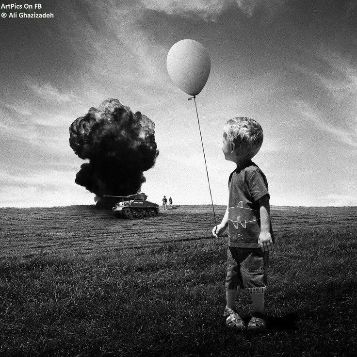 """""""Το μόνο που ζητάω απ' το θεό είναι ο πόλεμος να μη μου είναι αδιάφορος. Είναι ένα μεγάλο θηρίο που πατάει βαριά όλη τη φτωχή αθωότητα του κόσμου..'"""