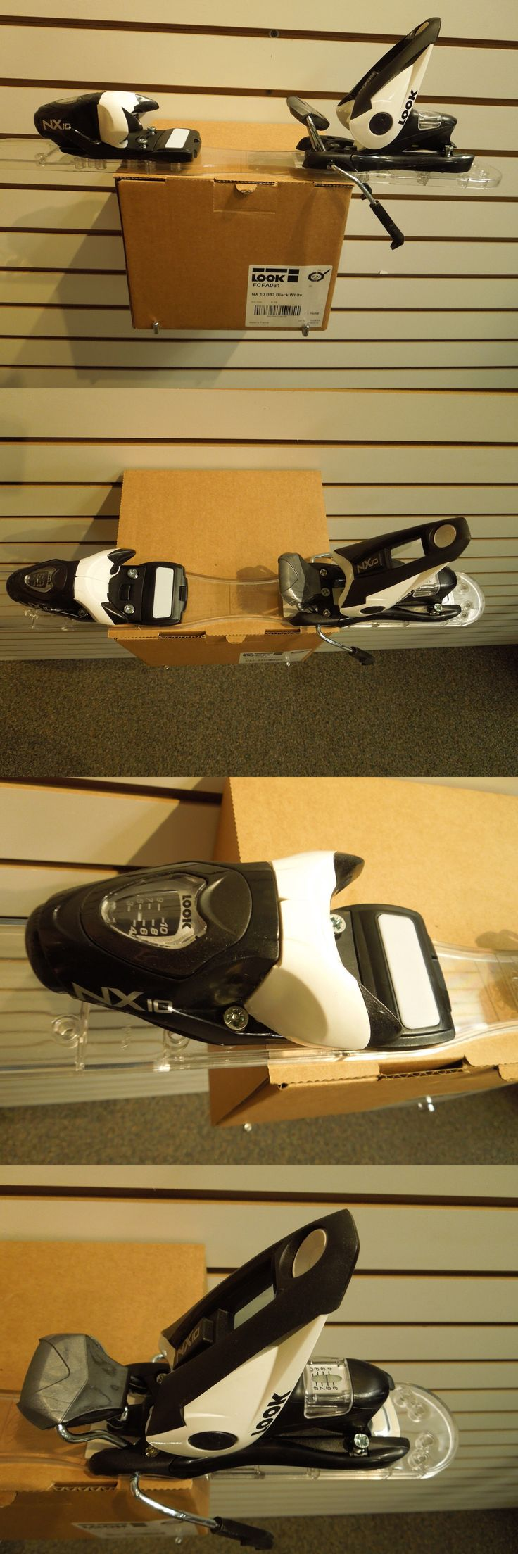 Bindings 21238: Look Nx10 B83 Alpine Ski Bindings New! -> BUY IT NOW ONLY: $89 on eBay!