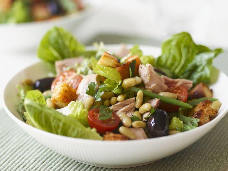 Thunfisch-Bohnen-Salat - smarter - Zeit: 30 Min.   eatsmarter.de